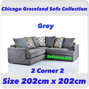 Chicago Graceland 2c2 Grey